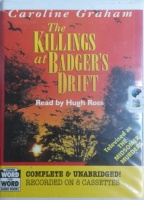 The Killings at Badger's Drift written by Caroline Graham performed by Hugh Ross on Cassette (Unabridged)